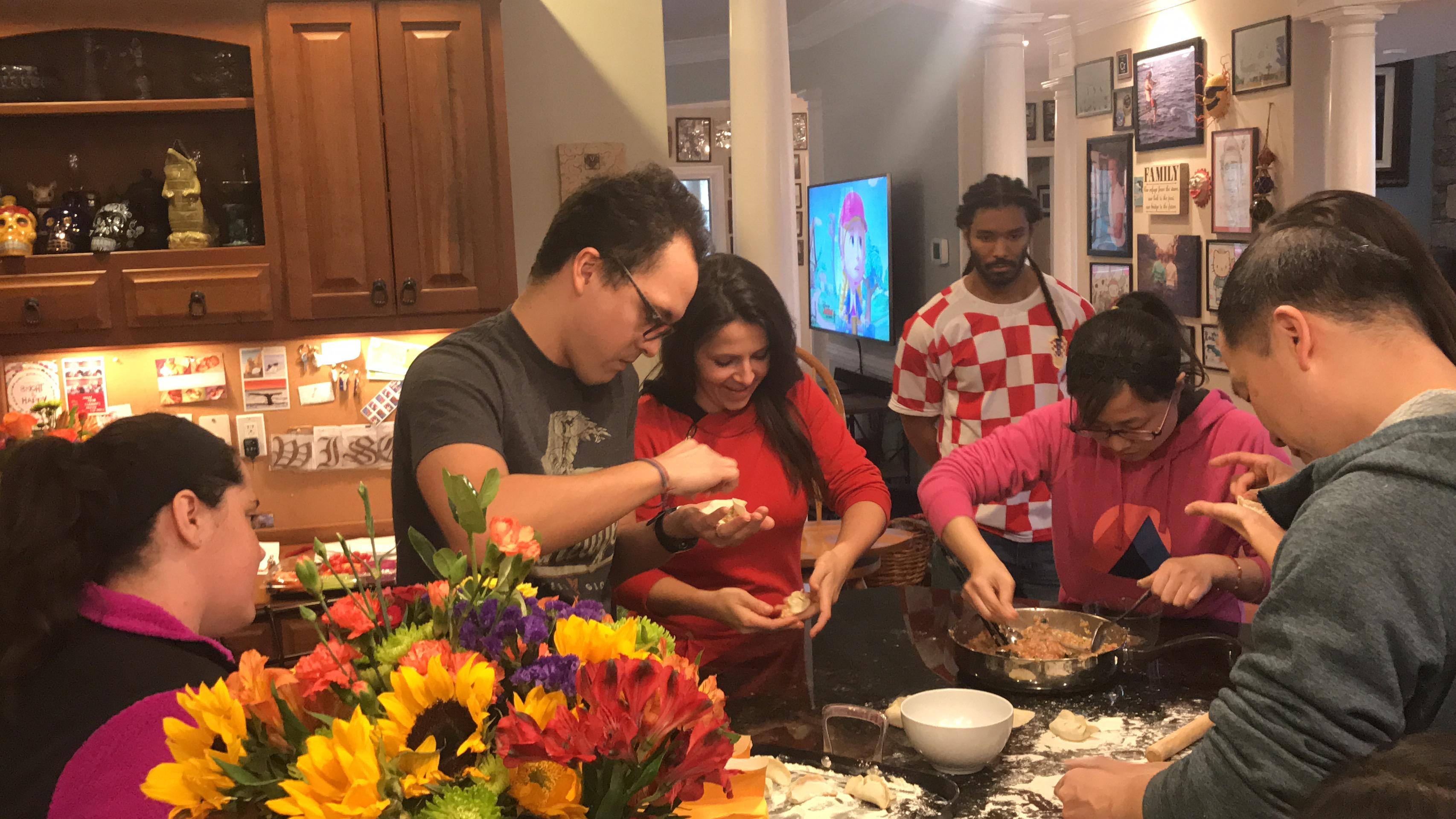 Dumpling Party 2017